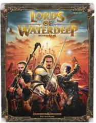 D&D Board Game: Lords of Waterdeep