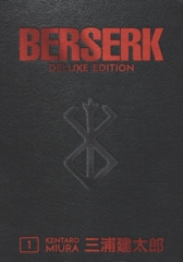 Berserk Deluxe Edition HC Vol 01