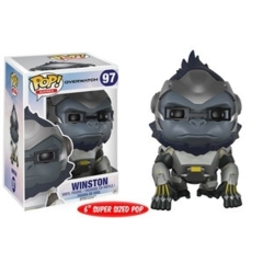Pop! Games: Overwatch - Winston
