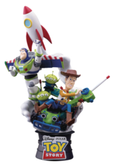 Toy Story Ds-007 D-Select Series Px 6In Statue