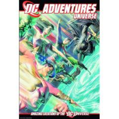 DC Adventures Universe