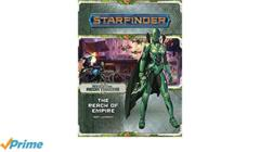 Starfinder Against the Aeon Throne 1: The Reach of Empire