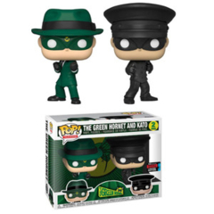 Pop! Television: The Green Hornet - The Green Hornet and Kato 2-pack