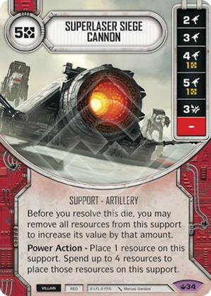 Superlaser Siege Cannon - 034