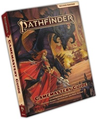 Pathfinder RPG (Second Edition): Gamemastery Guide