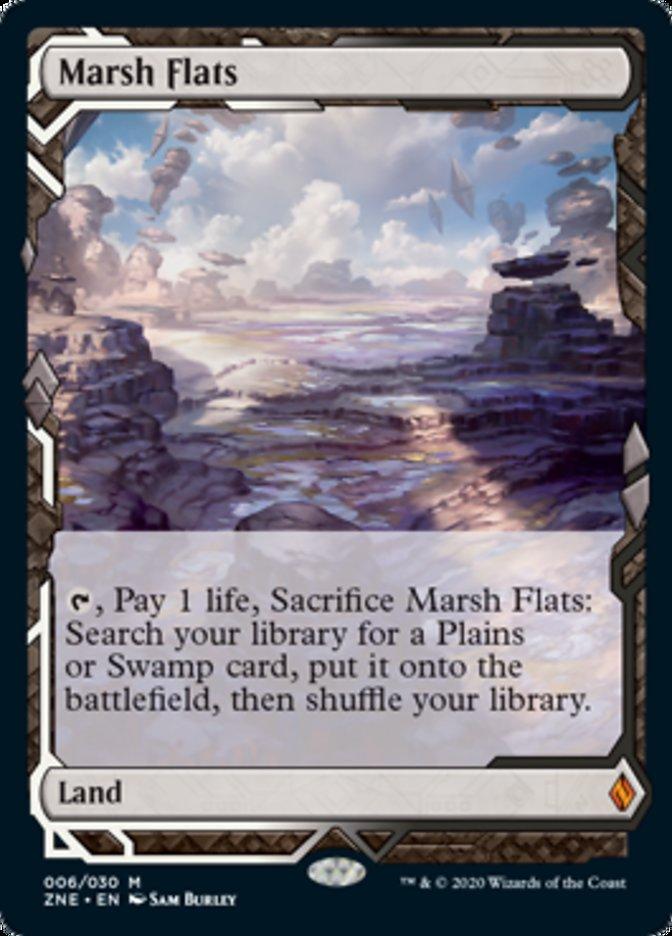 Marsh Flats - Foil
