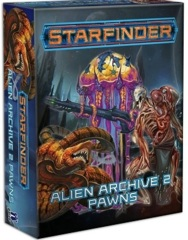 Starfinder Pawns: Alien Archive 2