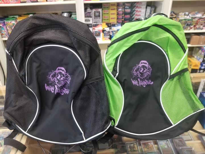 Hairy Tarantula Backpack: Black