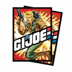 Ultra Pro - Deck Protectors - GI Joe Hero