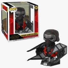 Pop! Star Wars: Supreme Leader Kylo Ren in TIE Whisper