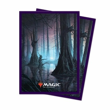 Ultra Pro Sleeves: Unstable - Swamp