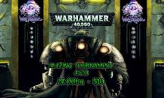 Warhammer 40k Blazing Tournament