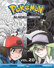 Pokemon Black & White GNVol 20