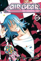 Air Gear GNVol 21 (Mr) (C: 0-1-2)