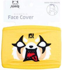 Aggretsuko Face Mask