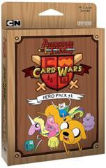 Card Wars Hero Pack #1