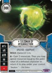 Talisman of Resurrection - 019