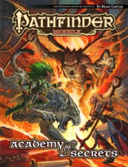 Pathfinder Module: Academy of Secrets