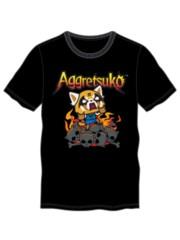 Aggretsuko Tee Shirt Size L