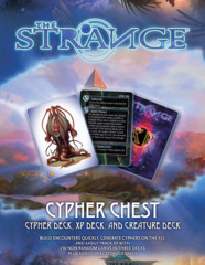 The Strange Cypher Chest