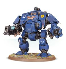 Space Marines Primaris Redemptor Dreadnought