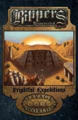 RIPP-3: Rippers Resurrected Frightful Expeditions (Hardcover)