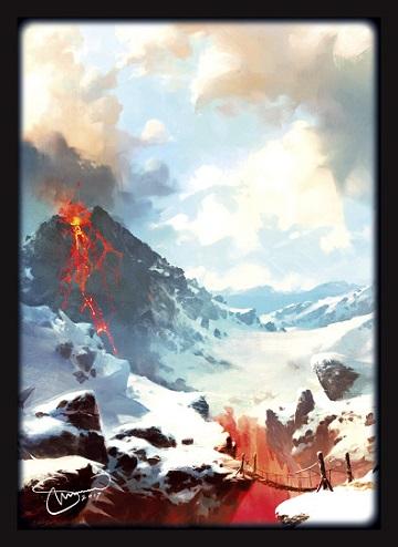 Legion Sleeves: Velinov Mountain