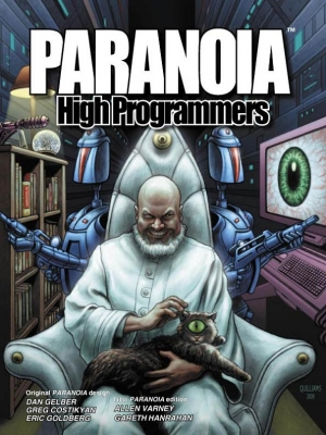 Paranoia - High Programmers (Hardcover)