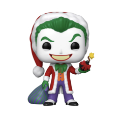 Pop! Heroes: Holiday - The Joker as Santa