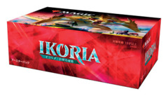 Ikoria: Lair of Behemoths Booster Box - Japanese