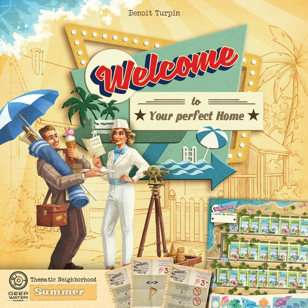 Welcome to Your Perfect Home: Thematic Neighborhood Summer