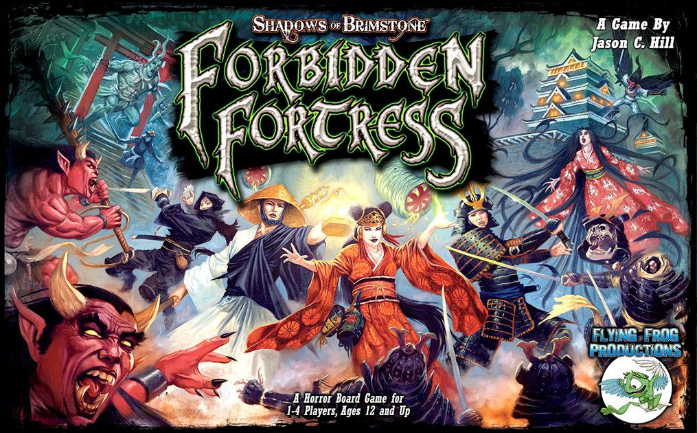 The Forbidden Fortress