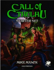 Call of Cthulhu Starter Set 7th Edition