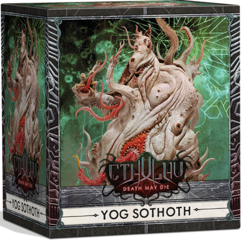 Cthulhu Death May Die: Yog-Sothoh Expansion
