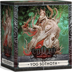 Cthulhu Death May Die: Yog-Sothoth Expansion