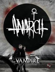 Vampire The Masquerade: Anarch Supplement Hardcover