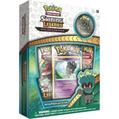 Shining Legends Pin Collection - Marshadow