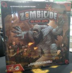 Zombicide Invader Black Ops Expansion
