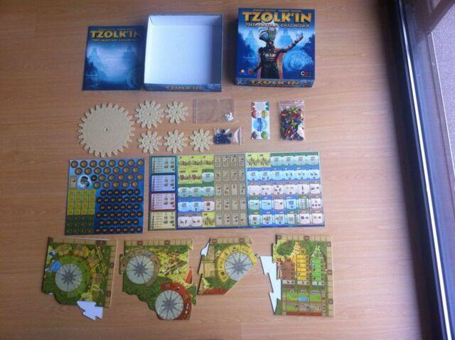 Tzolkin: The Mayan Calendar