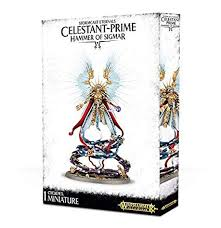 Stormcast Eternal Celestant Prime