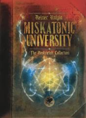 Reiner Knizia Miskatonic University The Restricted Collection
