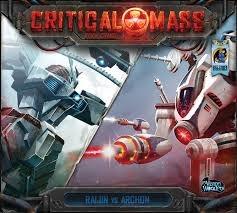 Critical Mass: Raijin vs. Archon