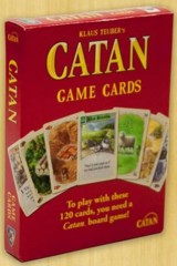 Catan Game Cards Replacement