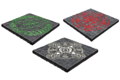Warlock Tiles: Summoning Circles