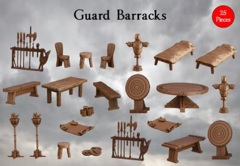 Terrain Crate - Guard Barracks