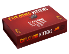 Exploding Kittens Limited Edition