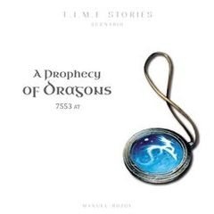 Time Stories: A Prophecy of Dragons