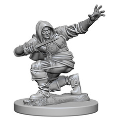 Pathfinder Battles Unpainted Minis - Human Male Rouge