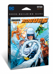 DC Comics Deck-Building Game: Crossover Pack 5 - Rogues