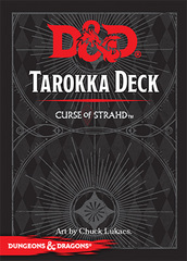 Dungeons And Dragons: Curse of Strahd Tarrokka Deck